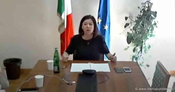 """Appalti e cantieri, ministra De Micheli: """"Opere bloccate non per la burocrazia, ma per motivi politici e per assenza di progetti o finanziamenti"""""""