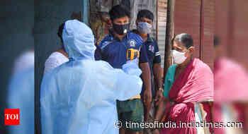 6,300+ new Covid cases, nearly 3k from Maharashtra; 140 deaths