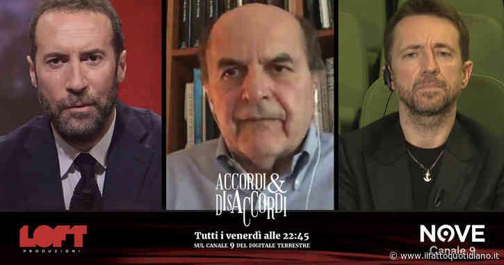 """Coronavirus, Pier Luigi Bersani ad Accordi&Disaccordi: """"Conte non gode di buona stampa perché non ha il guinzaglio corto"""""""