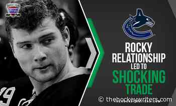 Canucks' Rocky Relationship With Hodgson Led to Shocking Trade