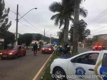 """Areado, Guaxupé e Muzambinho restringem entradas de veículos de São Paulo em """"feriadão"""" - Portal Onda Sul"""