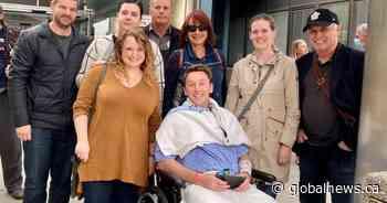Snowbirds pilot Capt. Richard MacDougall released from Kamloops hospital