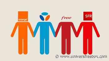 Mobile et box : comparatif des gains d'abonnés chez Orange, Free, SFR et Bouygues au 1er trimestre 2020, avec plusieurs surprises - Univers Freebox