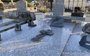 Bassin d'Arcachon : des dégradations dans un cimetière de Gujan-Mestras - Sud Ouest