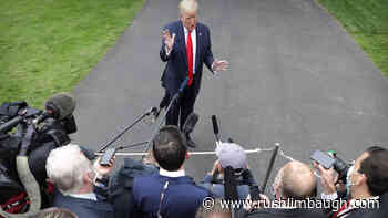 Trump Conducts Press Corps Like an Orchestra - RushLimbaugh.com