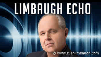 Finally, the Country Catches Up with Me: Open Up! - RushLimbaugh.com