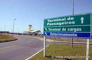 Voos no aeroporto de Jaguaruna retornam a partir do dia 22 de junho - Engeplus