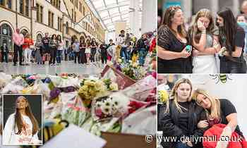 Relatives mark third anniversary of Manchester Arena attack that killed 22