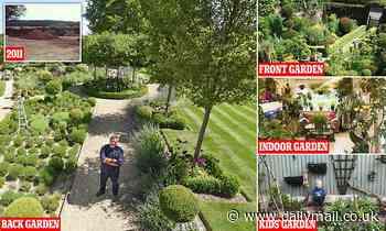 Chelsea Flower Show announces amateur gardener winners