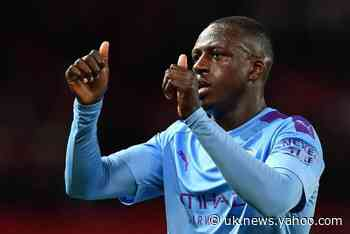 Benjamin Mendy still hopeful Manchester City can win the Champions League when season resumes