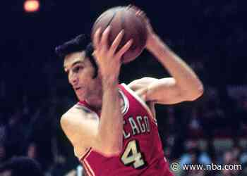 """""""Jerry Sloan is the Bulls history. He is Mr. Bull."""""""