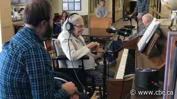 'Never give up and never lose hope,' says 95-year-old Regina songwriter after recording first single - CBC.ca