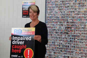 Signs to appear in Regina showing where impaired drivers have been caught - News Talk 980 CJME