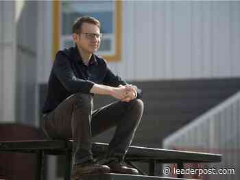 Creative Isolation: Author David Gane thinking about contribution during COVID-19 - Regina Leader-Post