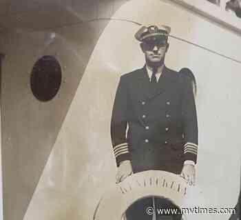 Edson B. Cates, heroic Edgartown mariner - Martha's Vineyard Times