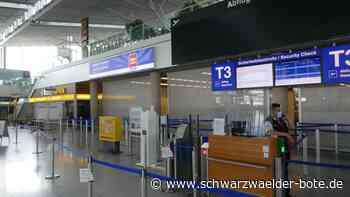 Oberndorf a. N.: Coronavirus: Flughafen Stuttgart steckt in Krise - Oberndorf a. N. - Schwarzwälder Bote