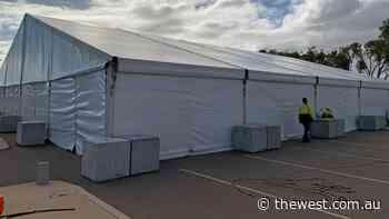 Geraldton airport random testing regime - The West Australian