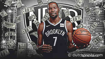 Kevin Durant's net worth in 2020 - ClutchPoints