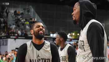 NBA Analyst Reveals Wild Kevin Durant-Kyrie Irving Isiah Thomas Comparison - Heavy.com