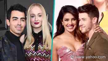 Joe Jonas & Nick Jonas Are Loving Quarantine With Sophie Turner & Priyanka Chopra - Yahoo Entertainment