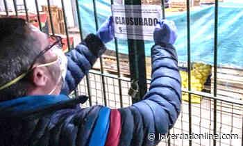 Clausuraron el mercado donde se habrían contagiado dos vecinos de Chacabuco - Diario La Verdad Junín