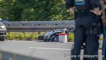 Mehrere Motorradfahrer verletzen sich am Vatertag schwer - Nordbayern.de