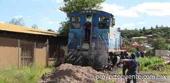Invaden en Cananea casi 3 kilómetros de terreno junto a las vías de ferrocarril, hay un político detrás: Soy Cobre - Proyecto Puente