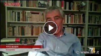 """Tito Boeri: """"Emergenza scuola grave come quella sanitaria o economica"""" - La7"""