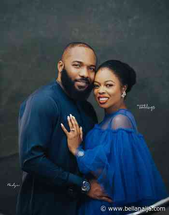 They had Their First Date, 2 Days After They Met! See Uyo & Rio's Pre-wedding Shoot - BellaNaija