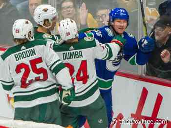 Ben Kuzma: NHLPA playoff format approval would ignite Canucks-Wild series