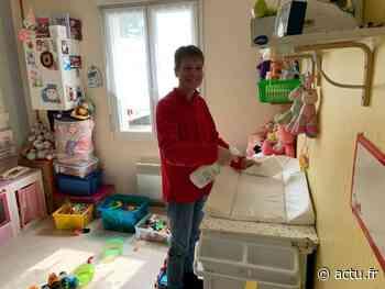 Assistante maternelle à Saint-Sulpice-sur-Risle, Catherine a enfin retrouvé ses petits - Normandie Actu