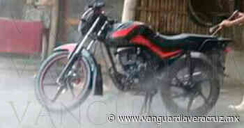 Amantes de lo ajeno se roban una motocicleta, en Naranjos - Vanguardia de Veracruz