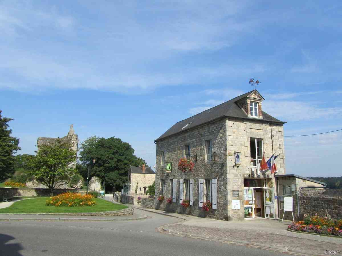 Le bureau d'accueil de l'Office de tourisme de Domfront rouvre ses portes - Normandie Actu