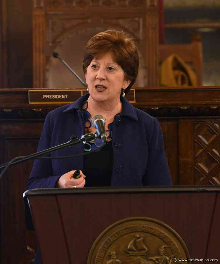 Albany veto override bares tensions over development