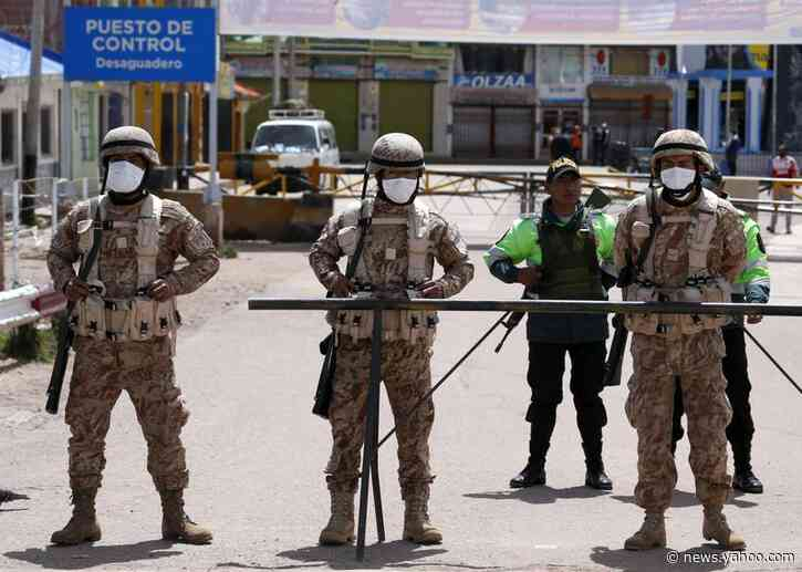 Peru extends protracted national lockdown until end of June