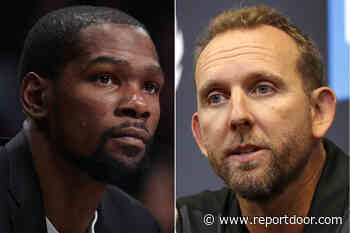 Sean Marks hints at Nets having to wait for Kevin Durant's return - Report Door