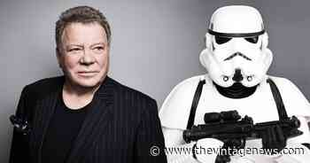 William Shatner Condemns Heavy-Handed Police Treatment of Stormtrooper - The Vintage News
