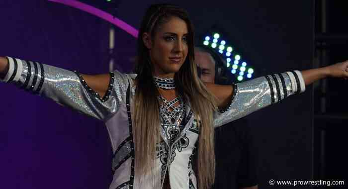 Britt Baker Pulled From AEW Double Or Nothing With Injury, Replacement Set