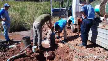 En Terciado Paraiso buscan solución de fondo a la escasez de agua - Vía País