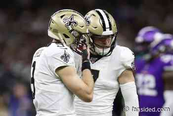 5/22: FanSided- Saints plan to replace Drew Brees with Taysom Hill is actually smart