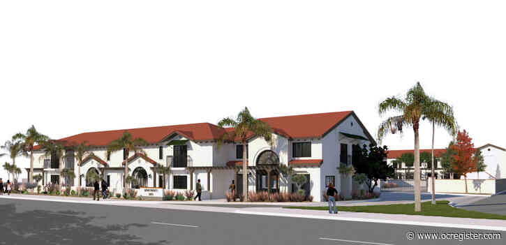 Motel conversion in Anaheim will provide housing for struggling veterans and homeless people