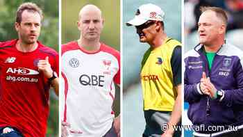 How your coaching team will look after COVID-19 changes - AFL