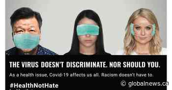 New campaign urges Canadians to speak up amid surge in anti-Asian racism
