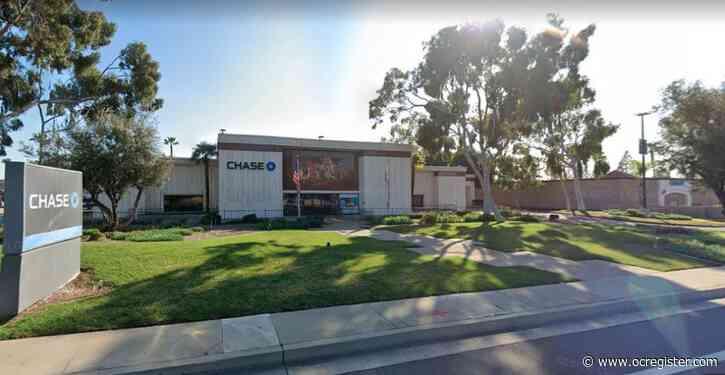 Santa Ana man with an axe arrested in failed bank robbery in La Mirada