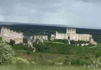 Aux Andelys (Eure), Château-Gaillard a rouvert ses portes au public - Normandie Actu
