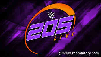 205 Live Results (05/22/20): Isaiah Scott Takes On Tyler Breeze