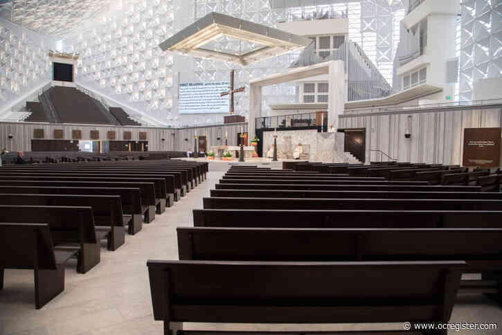 Diocese of Orange will allow parishes to hold public Masses starting June 14