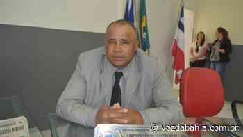 Justiça afasta vereador de Itamaraju por suposta emissão de cheque em benefício próprio - Voz da Bahia