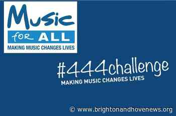 Make Music And Change Lives - Brighton and Hove News