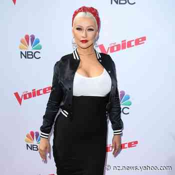 'Be real': Christina Aguilera wants fans to share their diary entries - Yahoo New Zealand News